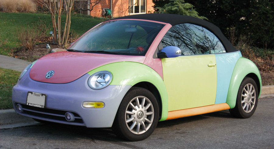 Punch Buggy Car >> Volk Wagon Volkswagen Punch Buggy Convertible