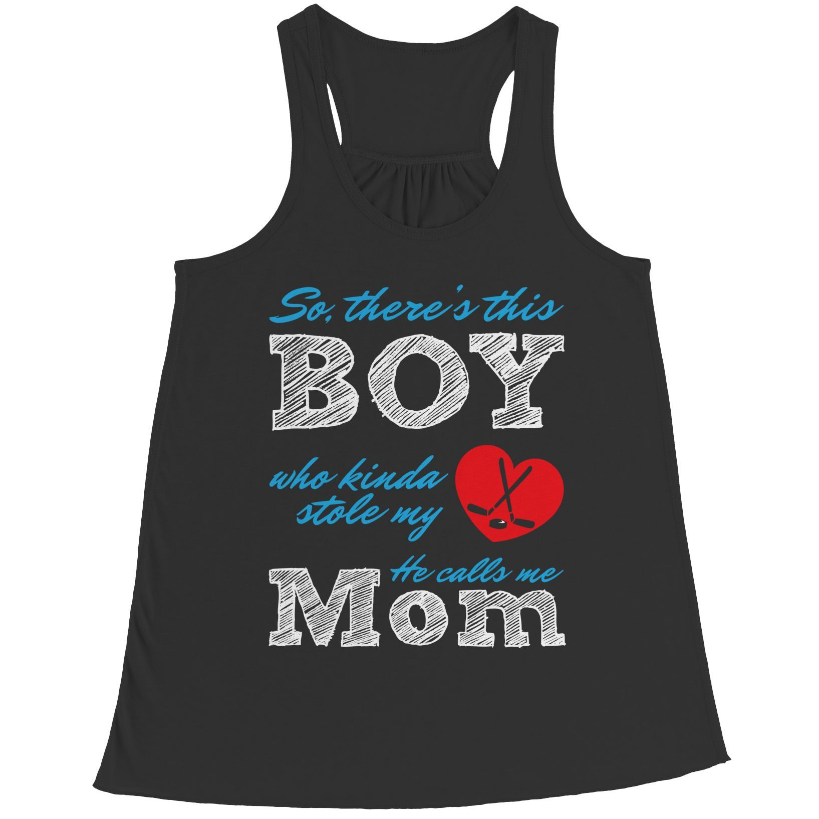 Limited Edition - So, There's this Boy who kinda stole my heart. He calls me Mom (hockey)