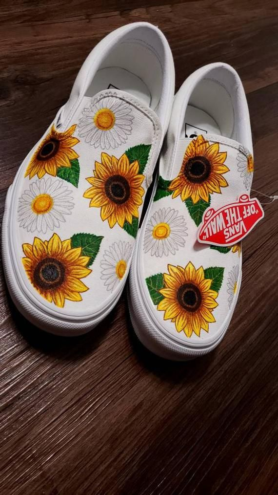 Sunflower shoes en 2020 | Zapatos
