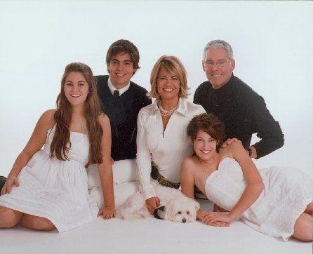 Photos Lisa Whelchel Ex Husband Pastor Steve Cauble Daughters