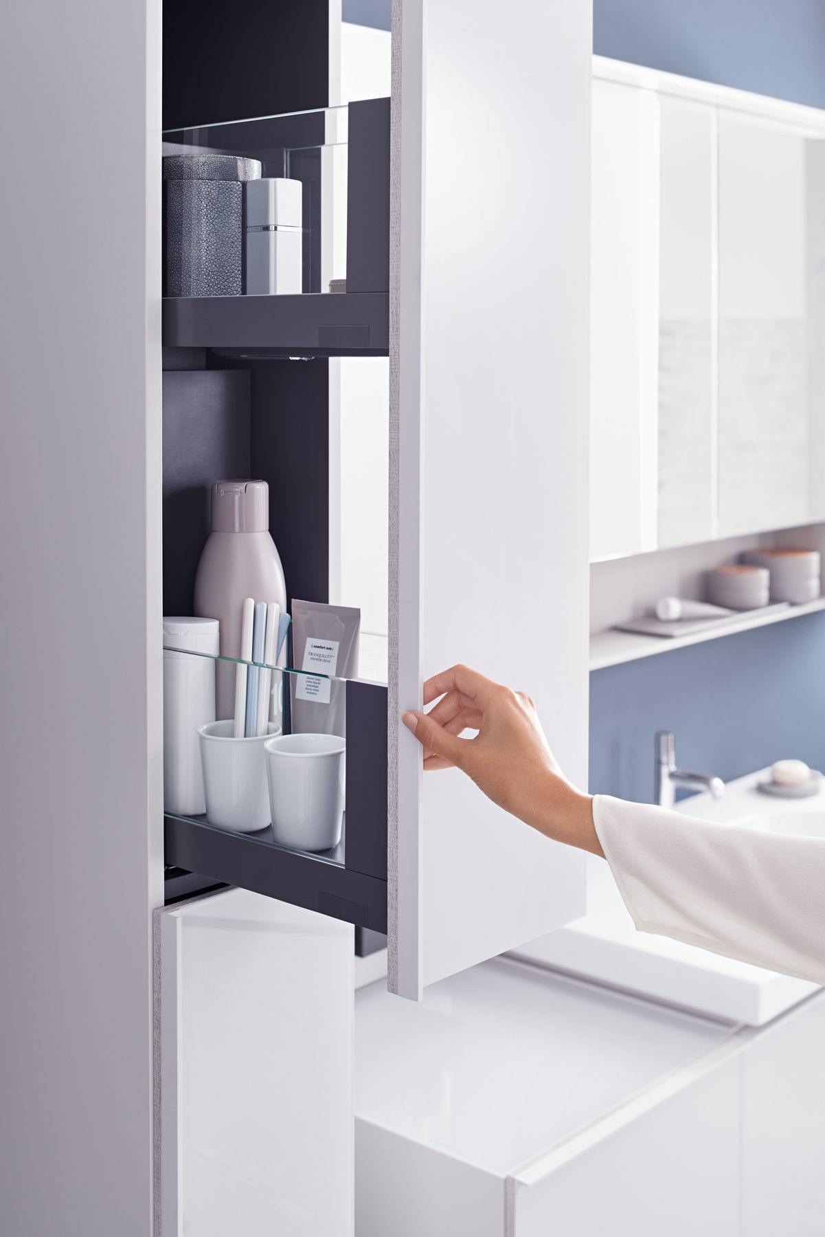 De apothekerskast van Sphinx Acanto is ideaal voor in de badkamer ...