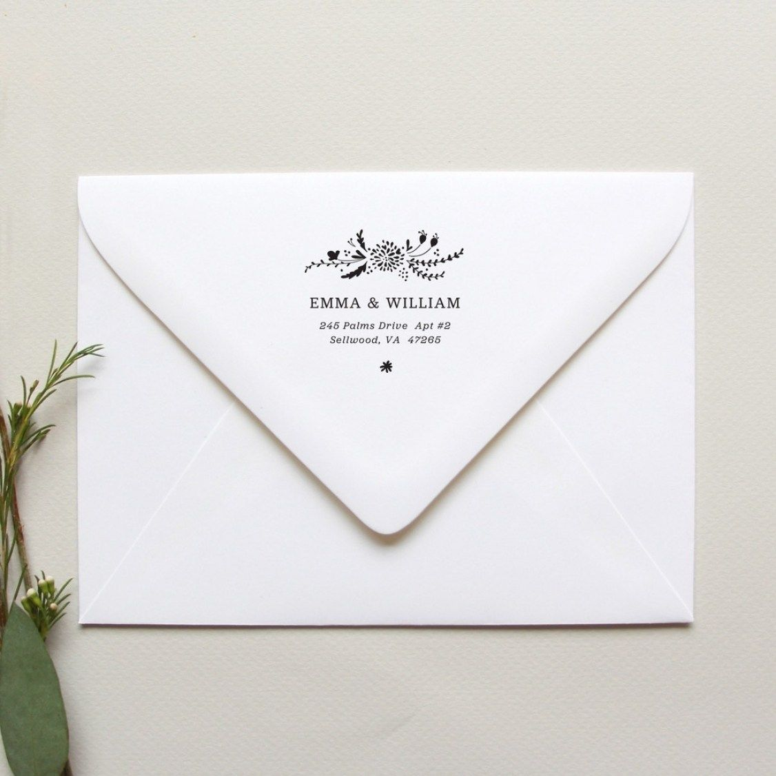 Etiquette Invitation Return Wedding