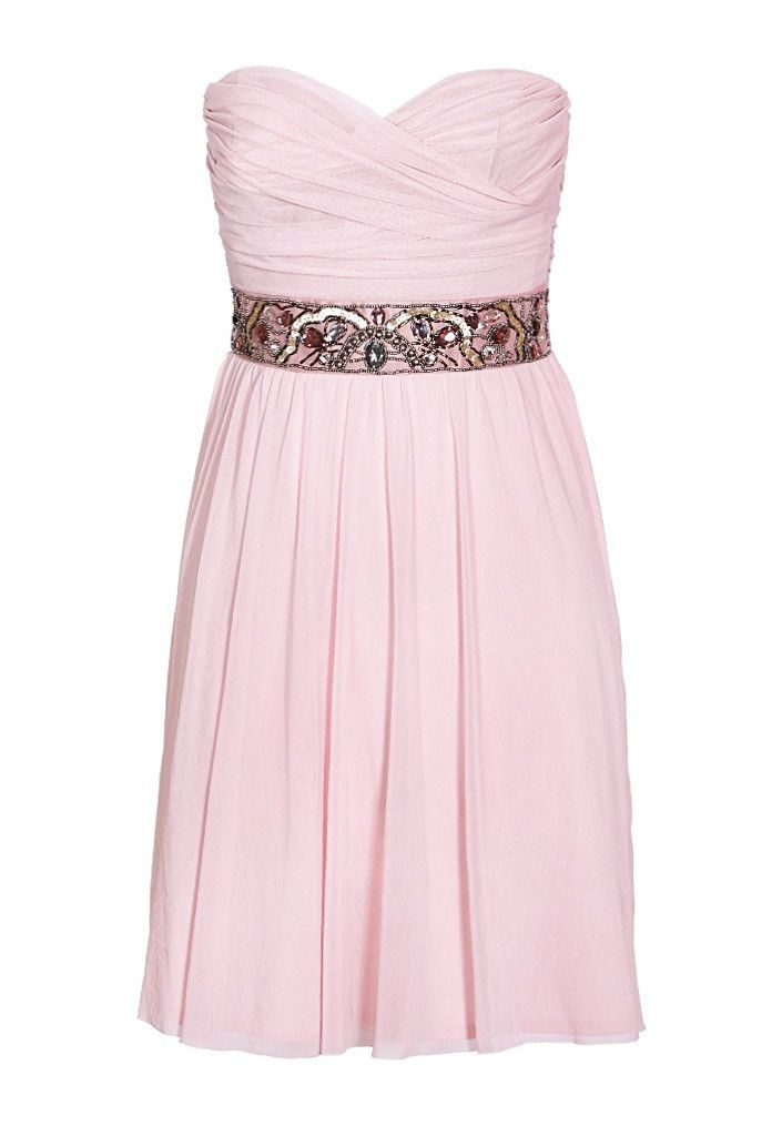d7c7da1cf3 Elise Ryan Pink Wedding Guest Dress
