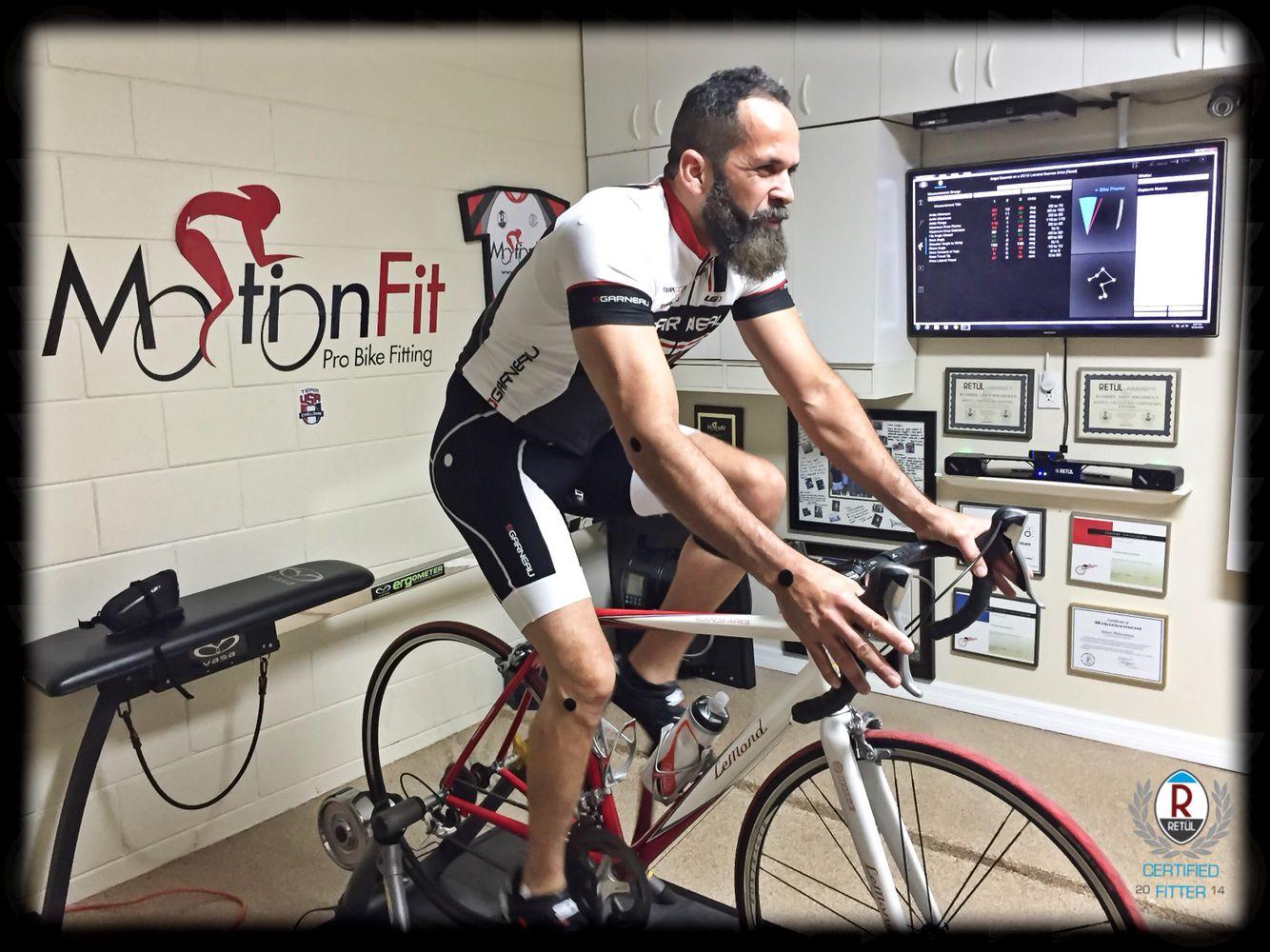 Retul Master Certified Bike Fitter Professional Bike Bike Pro Bike