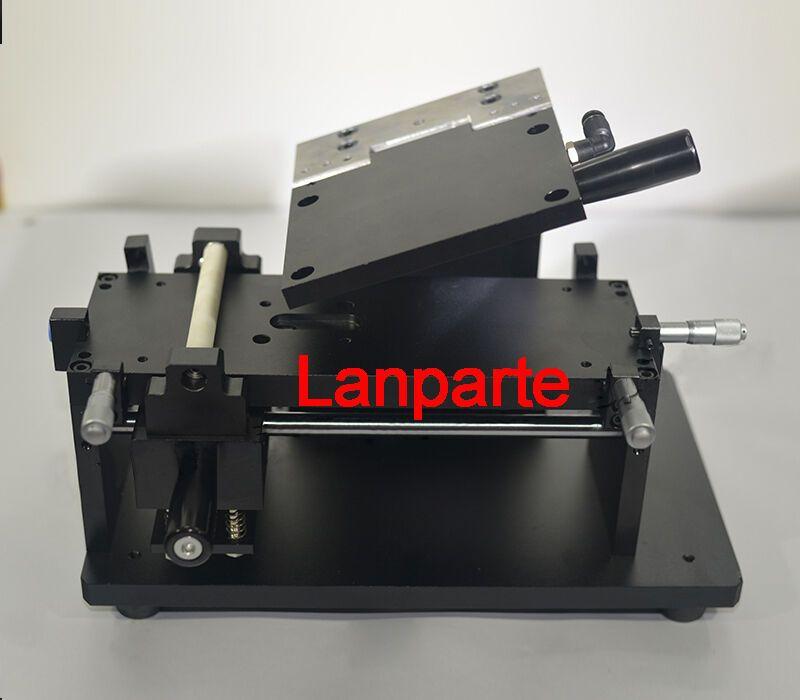 Manual Oca Glass Film Laminating Machine Phone Lcd Touch Screen Oca Laminator Phone Accessories Trend Technology Iphone Glass Film Touch Screen Laminators