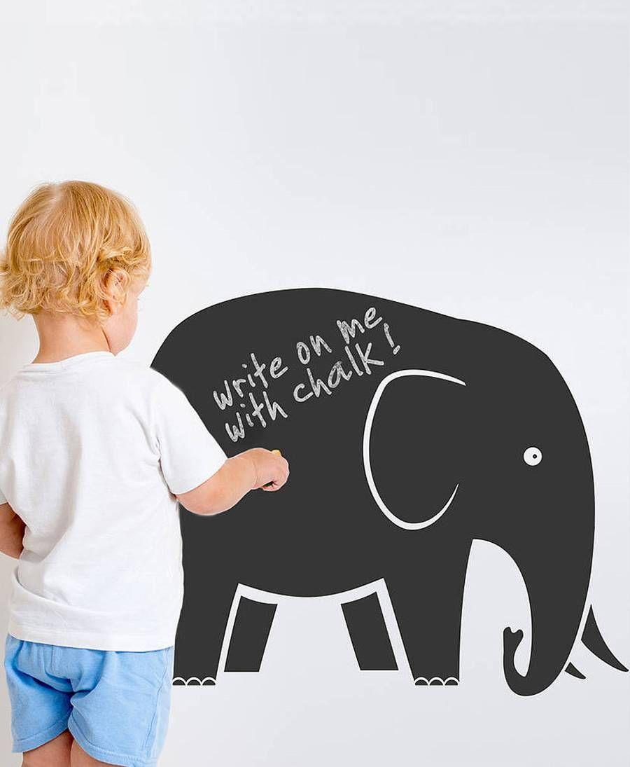 Dekorjinal wandsticker elefant triplets 39 room - Wandsticker elefant ...
