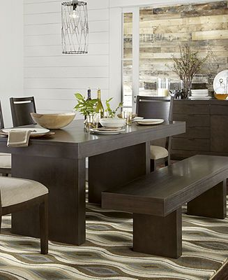 Garwood Dining Room Furniture Collection  Furniture  Macy's Interesting Macys Dining Room Chairs Design Ideas