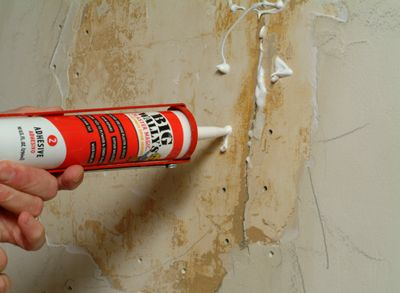 How To Repair Plaster With Wally S Magic