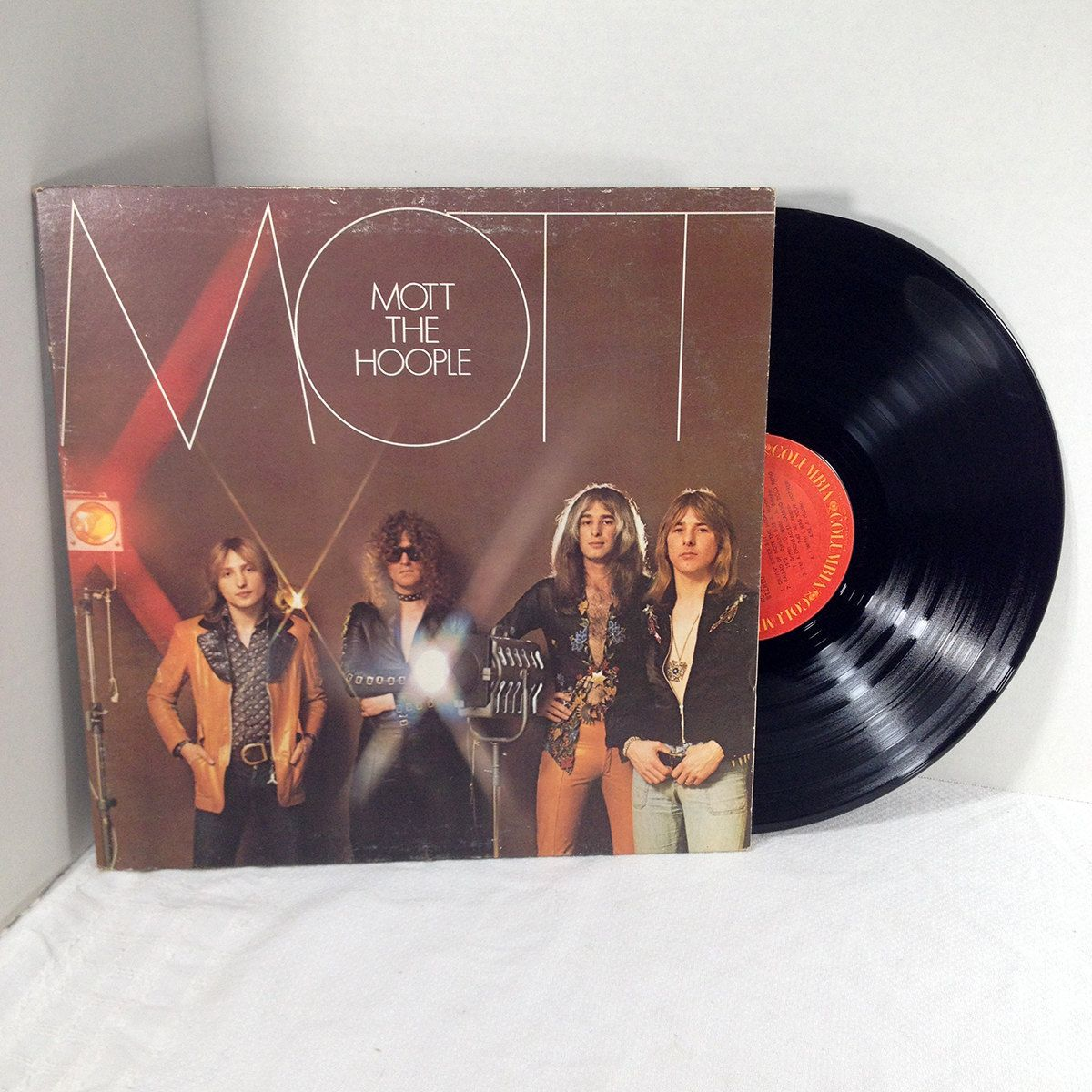 Mott The Hoople The Hoople Lp Vinyl Record Album By Thisvinyllife