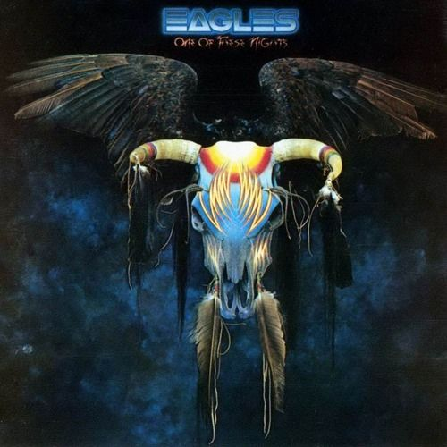 Eagles One Of These Nights Not A Metal Band Of Course But Could Ve Been A Great Cover Eagles Albums Eagles Album Covers Album Cover Art