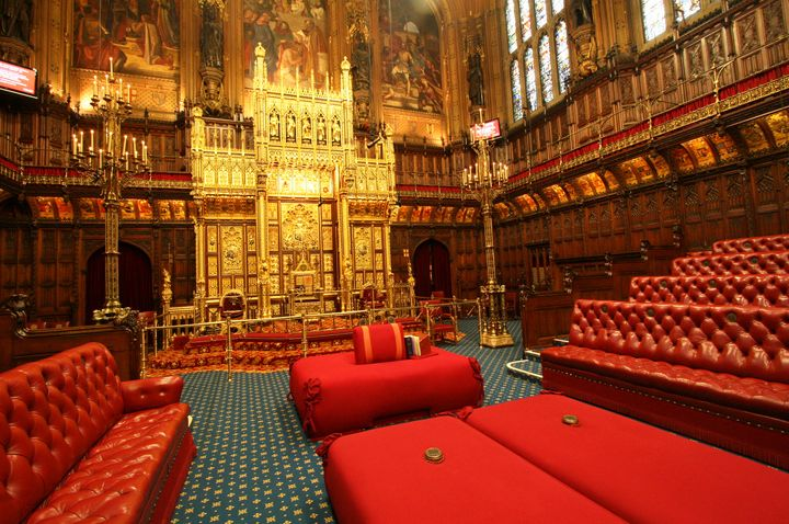 Merveilleux Stepping Inside British History At The Houses Of Parliament