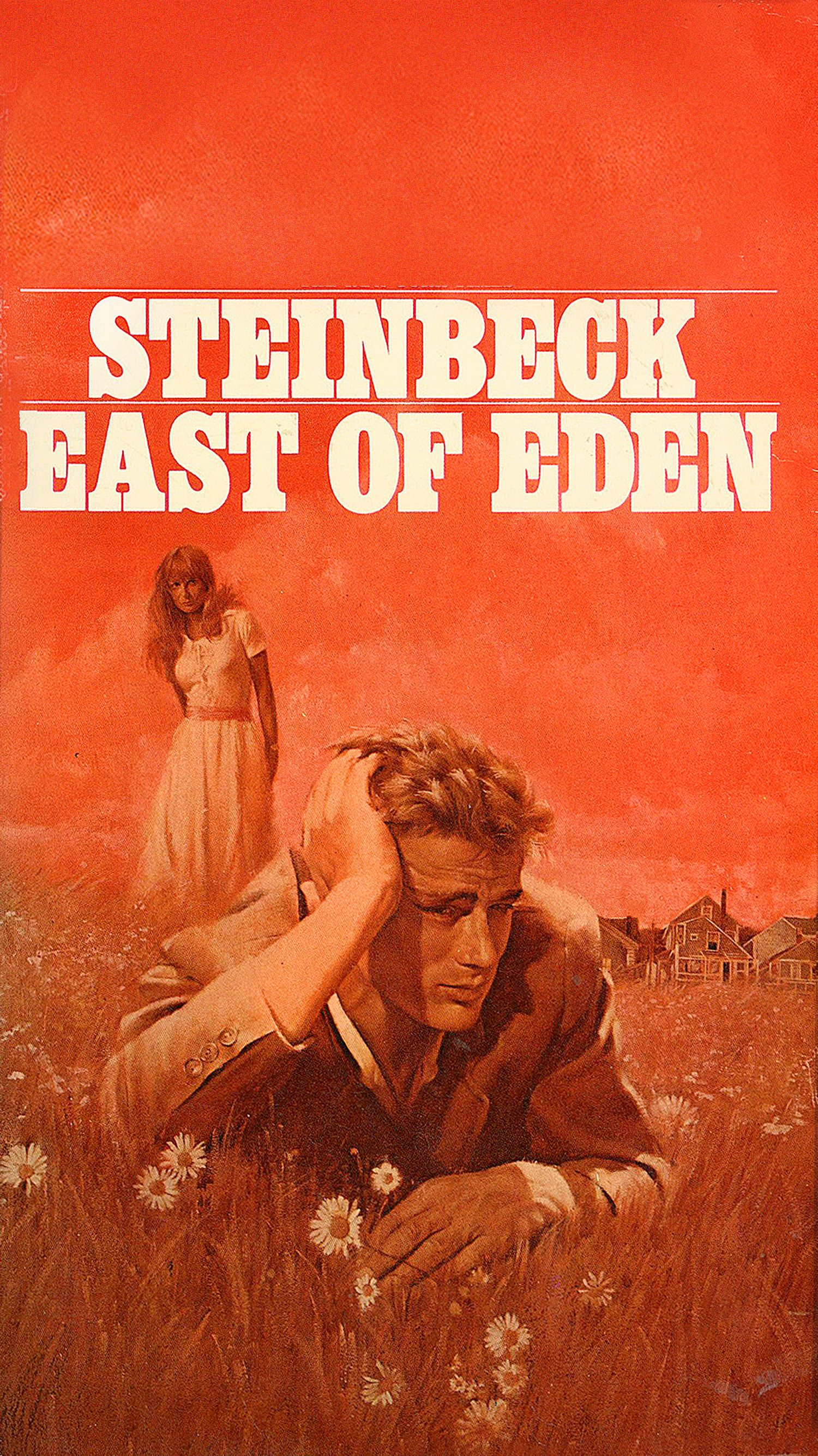 Jaws Book Cover Art ~ Cover art for east of eden art by roger kastel who is famous for