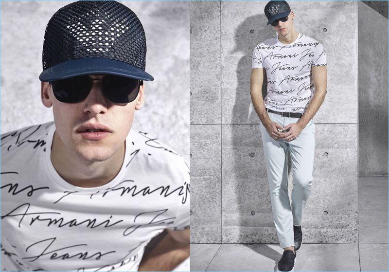 70ace49d5 Giorgio Armani to Consolidate Collezioni & Jeans Lines | Cap ...