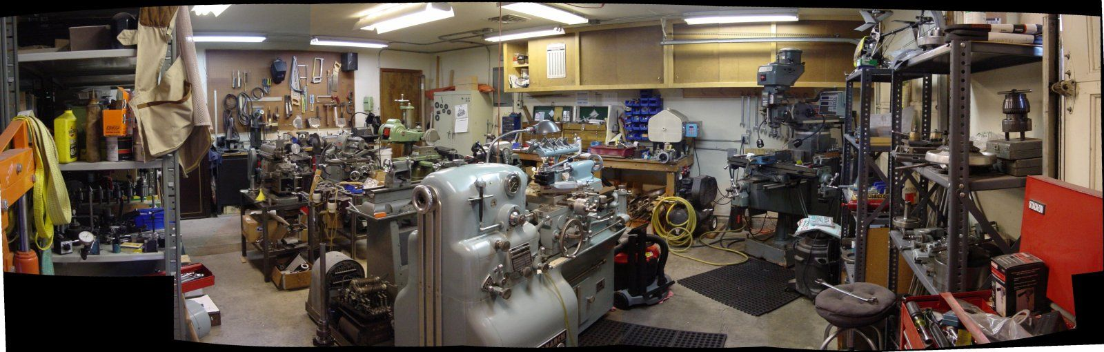 Home Machine Shop Home Workshop Hall Of Fame Tools Pinterest
