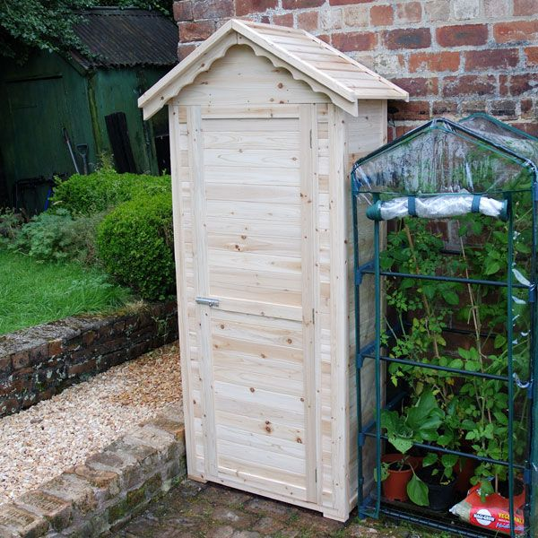 Charming Small Wooden Sheds Uk Part - 11: Image Detail For -Buy Small Wooden Sheds : Cheapest Prices And Rapid UK  Delivery From