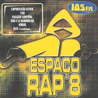 Espaco Rap 8 2003 Download Baixe Rap Nacional Com Imagens