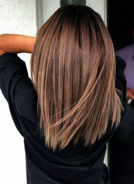 Hair Color Ideas For Short Hair Brunettes