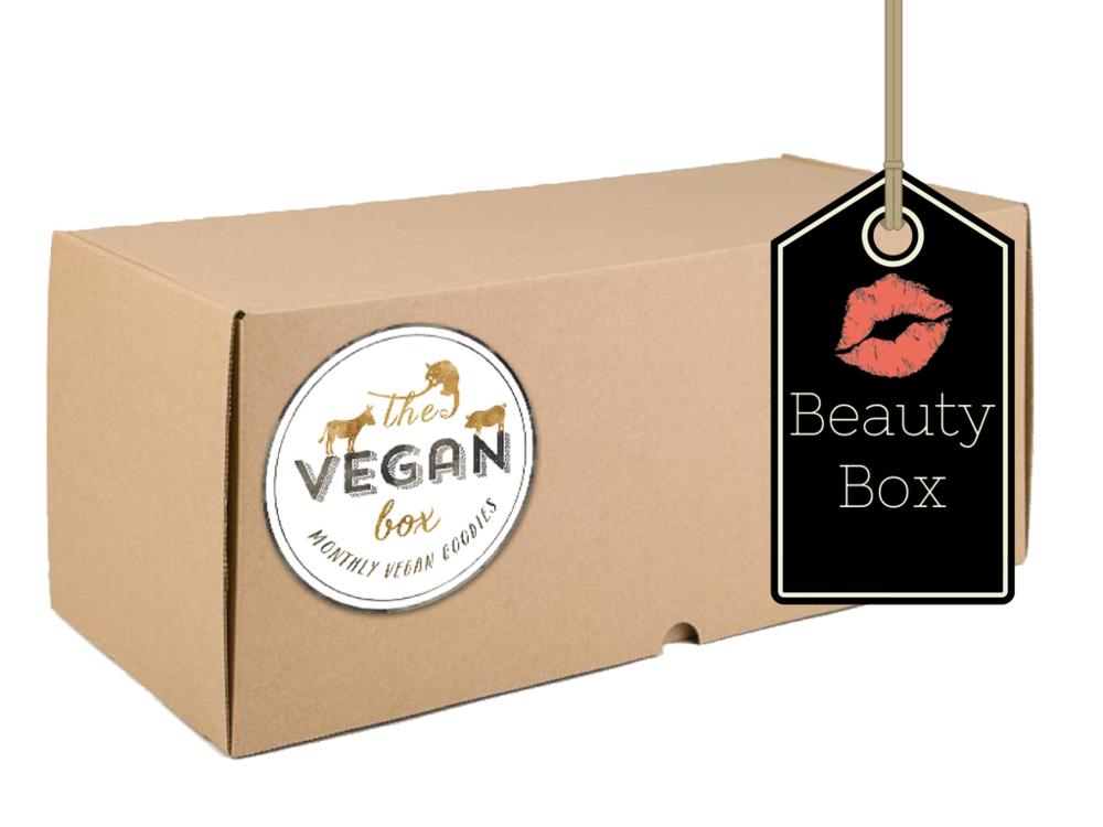 The Vegan Beauty Box Vegan beauty, Beauty box, Vegan