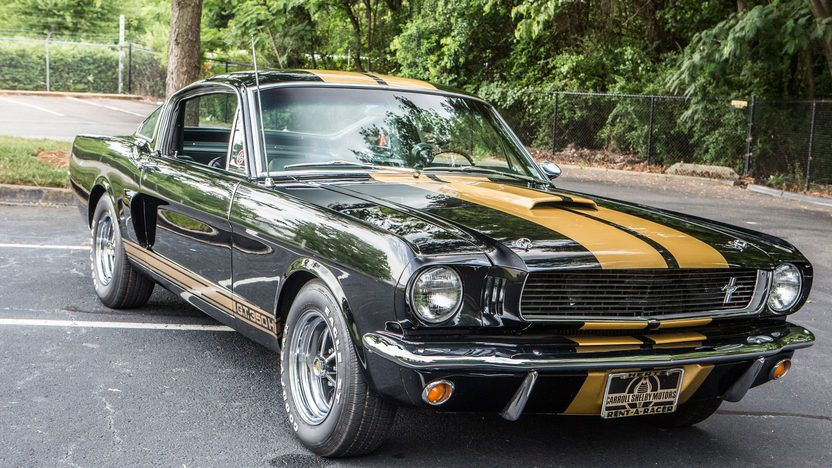 1966 Shelby GT350H Fastback 289 CI, 4Speed presented as