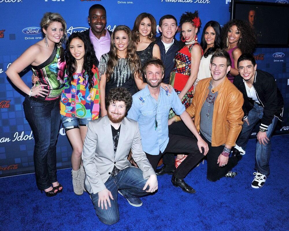 Scottys On Amarican Idol Scotty Mccreery American Idol Lauren Alaina