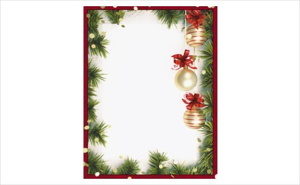 19 holiday border templates free psd vector eps png format