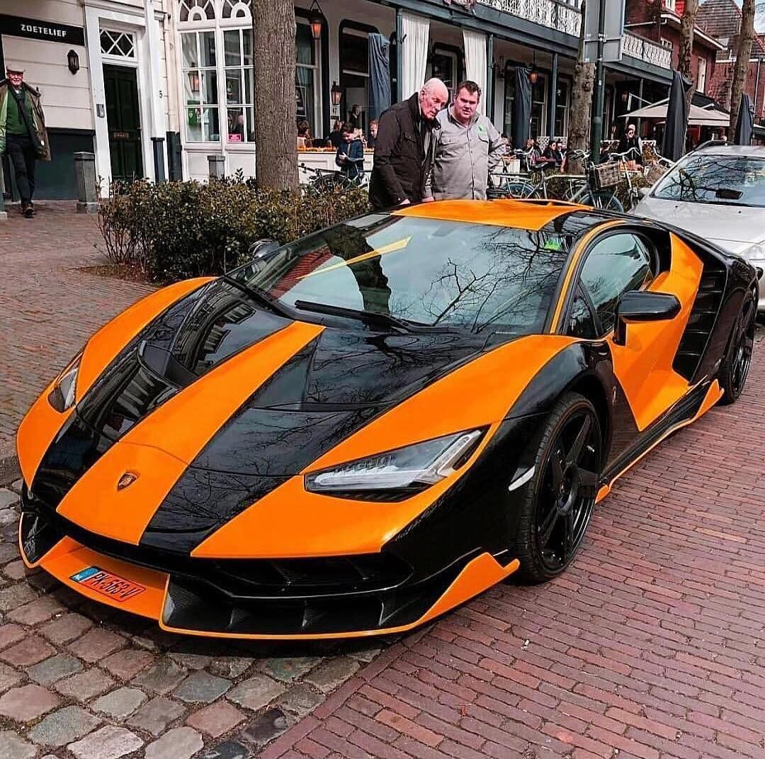Lamborghini Centenario Coupe V12 Engine Top Speed 350km H