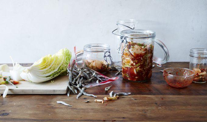 Instant Kimchi // Lucky Rice | Kimchi, Asian recipes, Recipes