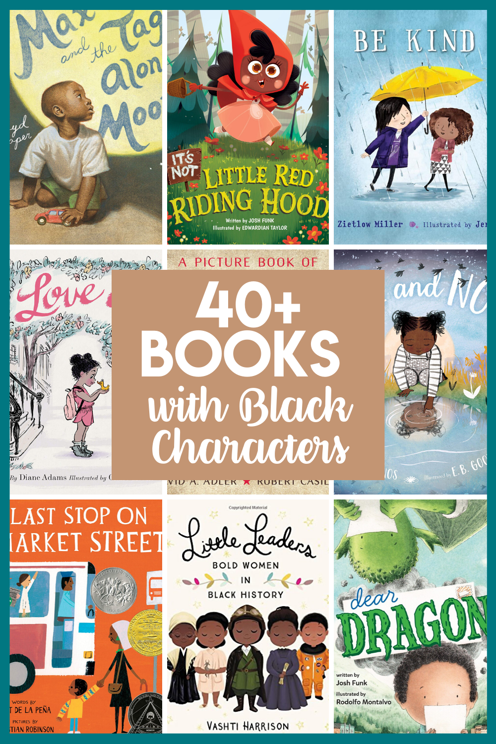 Children's Books with Diverse Characters - Sandbox Academy