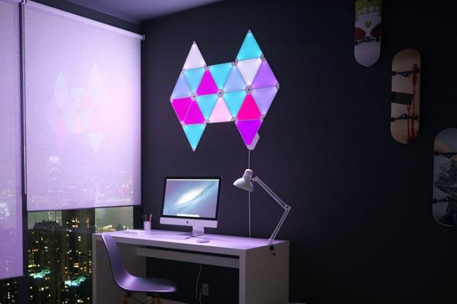 Aurora, Smart LED Panels To Customize Your Wall Lighting | Project ...