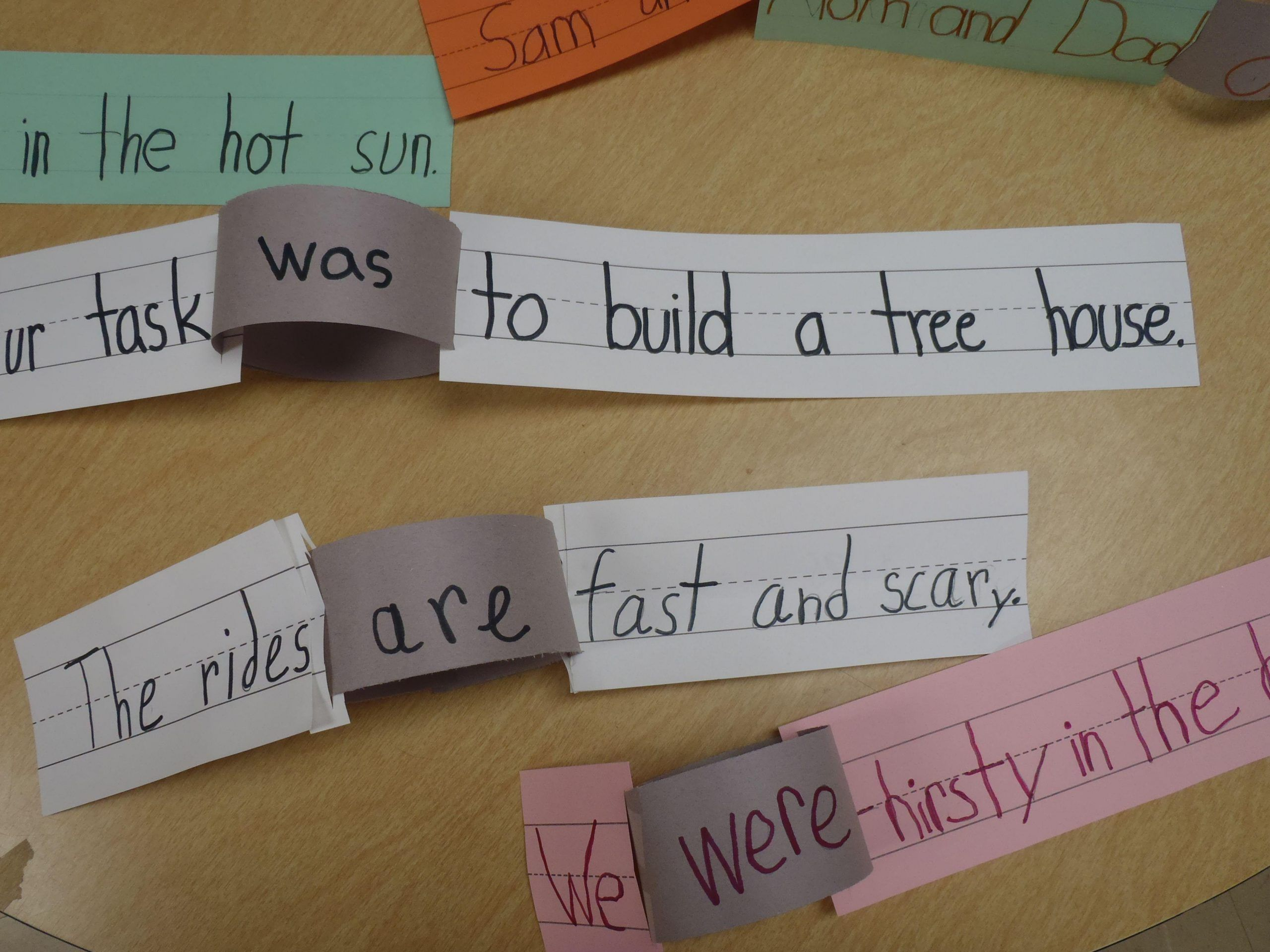 8 Linking Verbs Worksheets For Grade 2 In