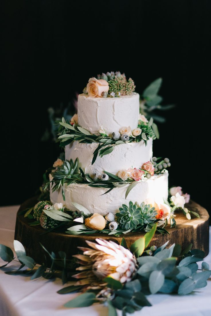 chocolate wedding cake from box mix rustic melbourne wedding at wattle park chalet floral 12760