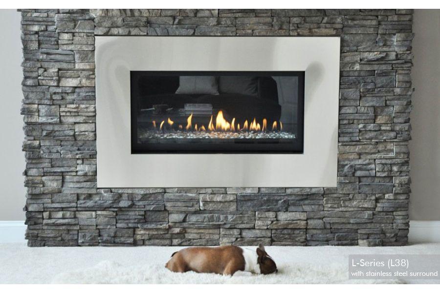 Epingle Sur Foyer Fireplace