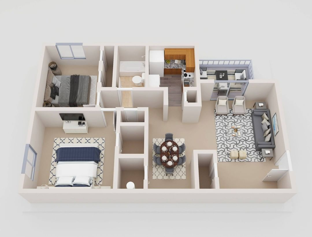Realtors and multifamily owners love our 3D floor plans to market their properties #realtor #realestate #floorplan #architecture #nycrealestate #larealestate #chicagorealestate #austinrealestate #torontorealestate #miamirealestate #vancouverrealestate #californiarealestate #texasrealestate #denverrealestate #floridarealestate #atlantarealestate #houstonrealestate #dallasrealestate #bostonrealestate #dcrealestate #phoenixrealestate #lasvegasrealestate #losangelesrealestate #bayarearealestate #sea