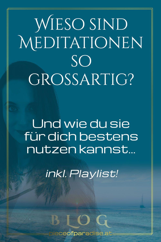 Wieso Sind Meditationen So Grossartig Wundervoll In 2020 Meditation Selbstbestimmung Selbstbewusstsein