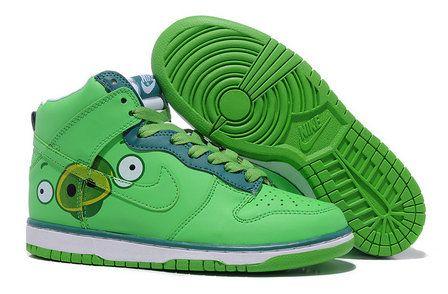 innovative design ee355 efc62 cartoon High Tops   Cartoon Nike Dunks   Cartoon Shoes Nike