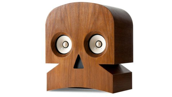 Awesome Speakers minuskull wooden speakers are frighteningly awesome | technology