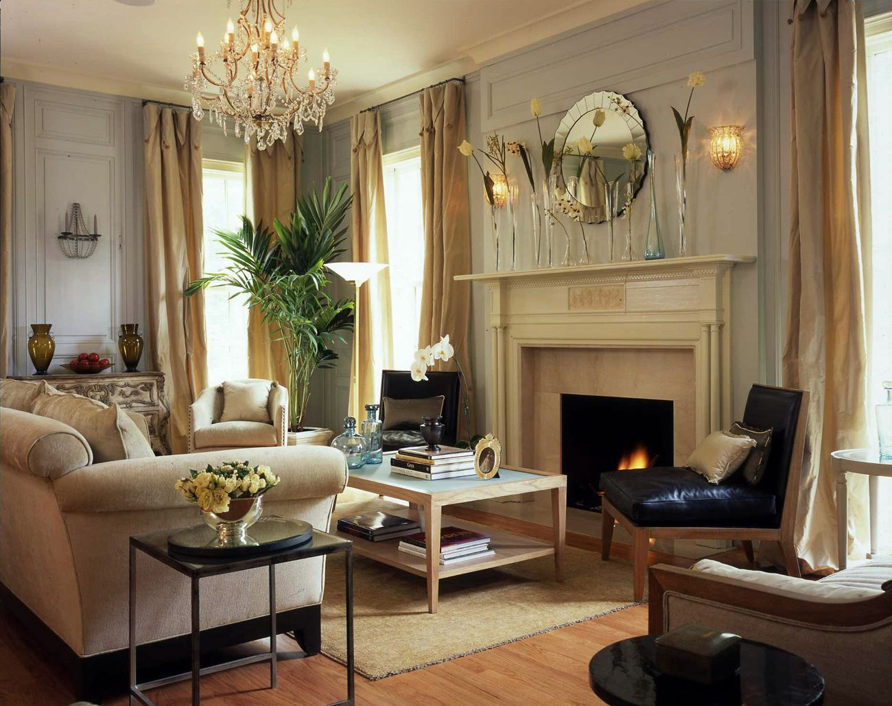 Modern interior new orleans home interiors formal for Modern new orleans homes