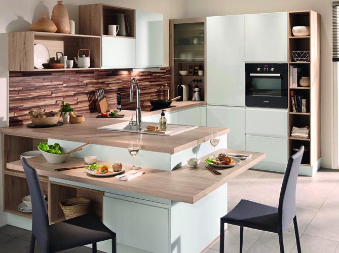 10 conseils pour réussir l\'aménagement de votre cuisine ...