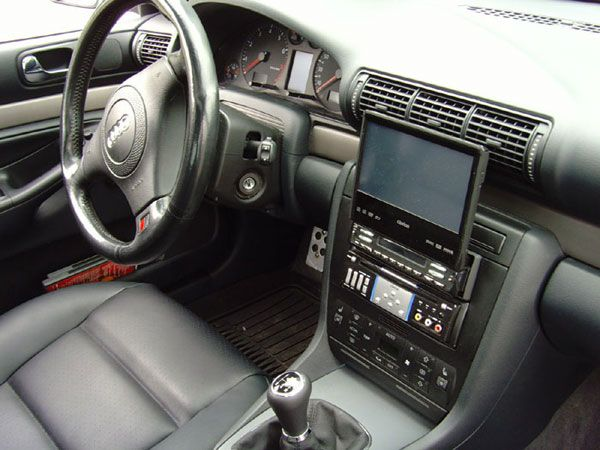 2000 Audi A4 New Interior | 2000-2009 in Vehicles | Pinterest | Audi