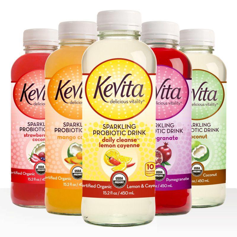 Free kevita sparkling probiotic drink at target