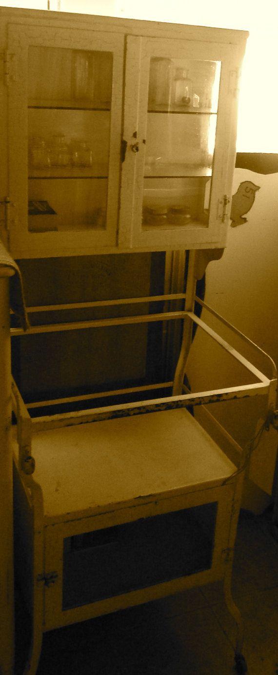 Antique Metal Dental Cabinet Vintage Metal Dental Cabinet Medicine Metals And Vintage