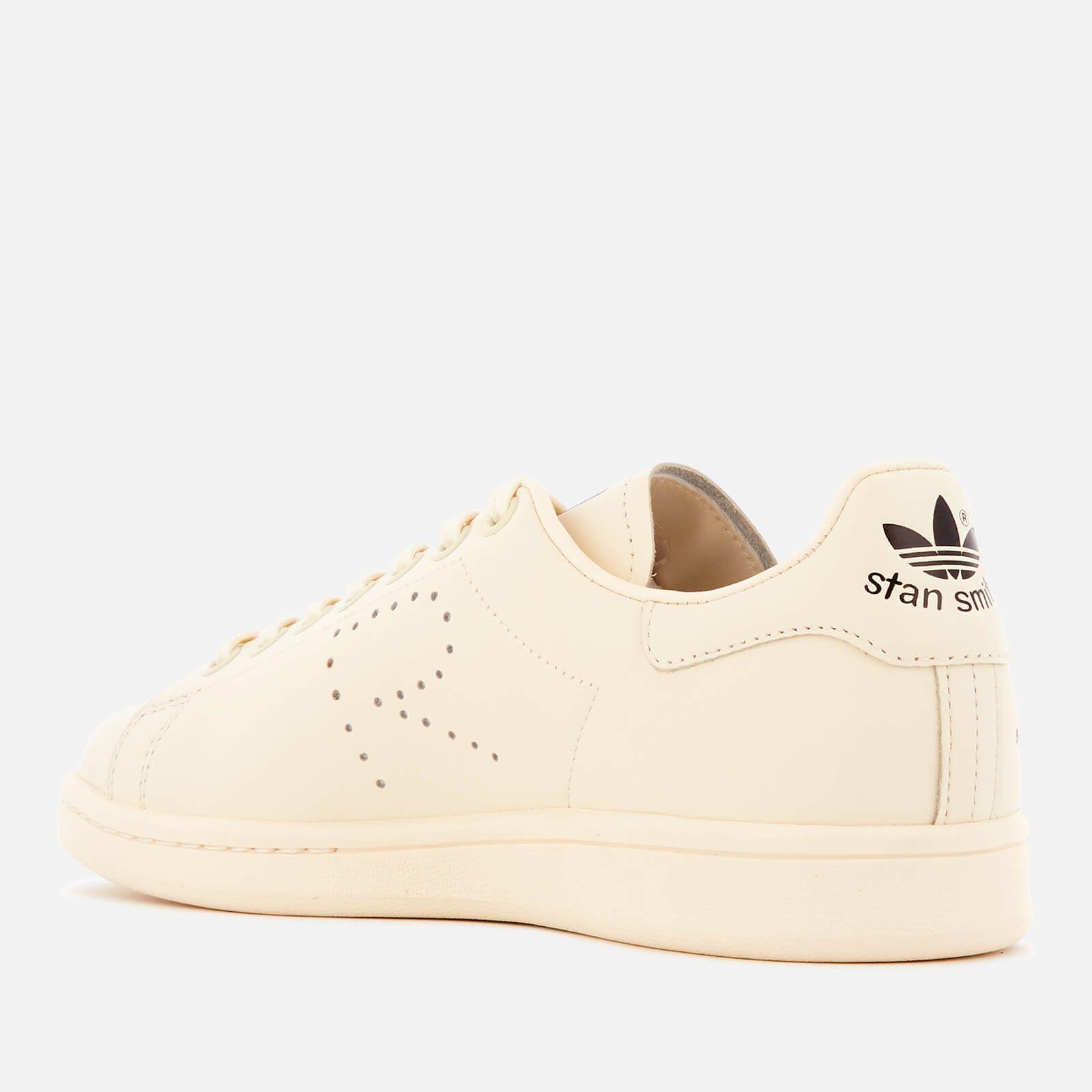 sale retailer b0a47 003e7 adidas by Raf Simons Stan Smith Trainers - C White/C Brown ...