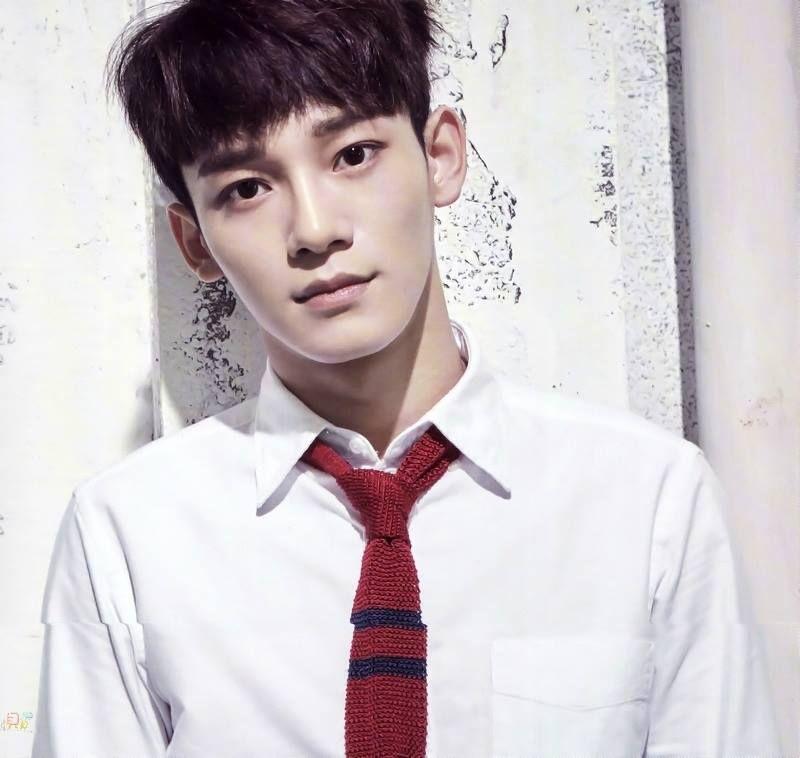 Chen EXO Love Me Right