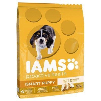 Iams Proactive Health Smart Puppy Chicken Flavor Dry Puppy