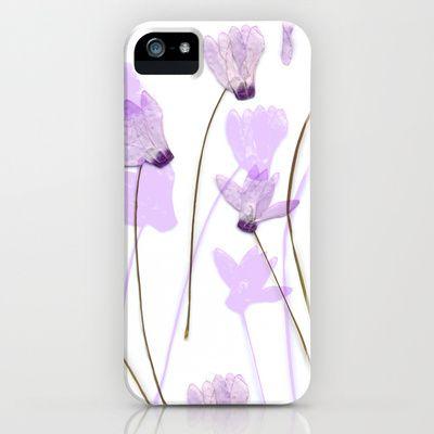 Flowering #7 iPhone & iPod Case by Ornaart - $35.00