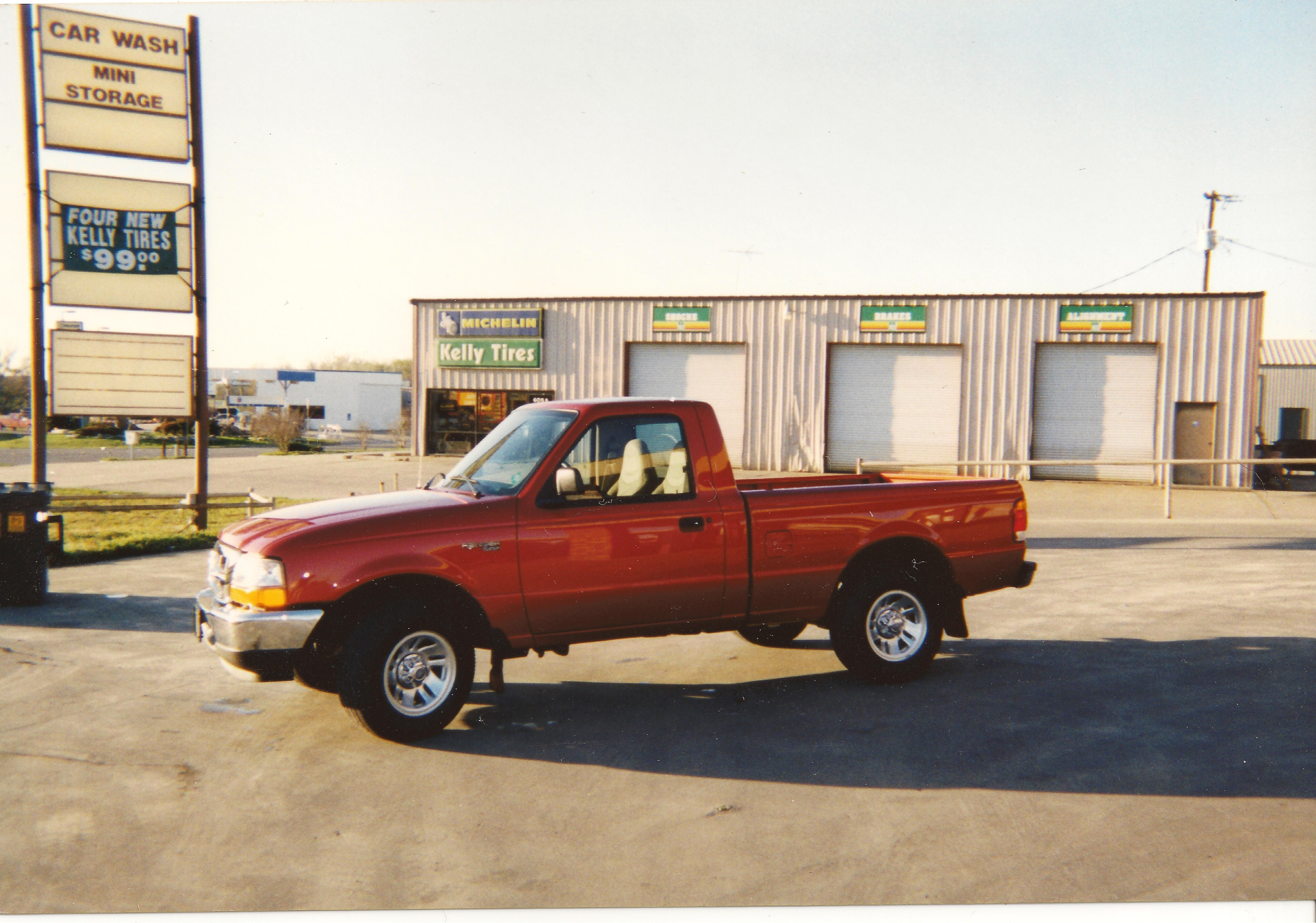 the first and only pickup i 39 ve ever owned i bought a brand new 1999 ford ranger xlt in autumn. Black Bedroom Furniture Sets. Home Design Ideas