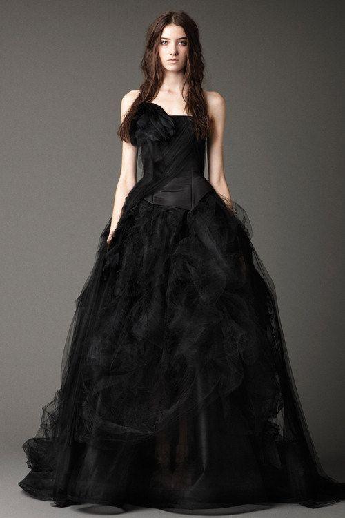 Trouwjurken Wedding Dresses Vera Wang Gothic Wedding Dress Boho Bridal Gowns