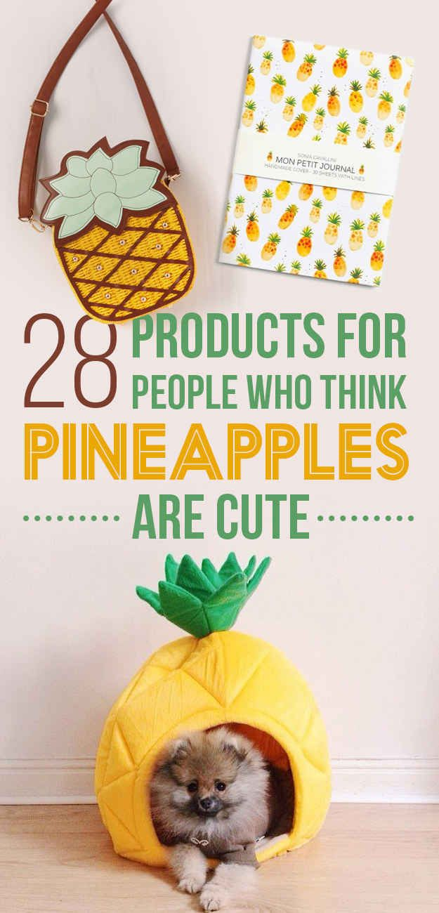 3285da258b8 28 Products For People Who Are Super Excited About Pineapples