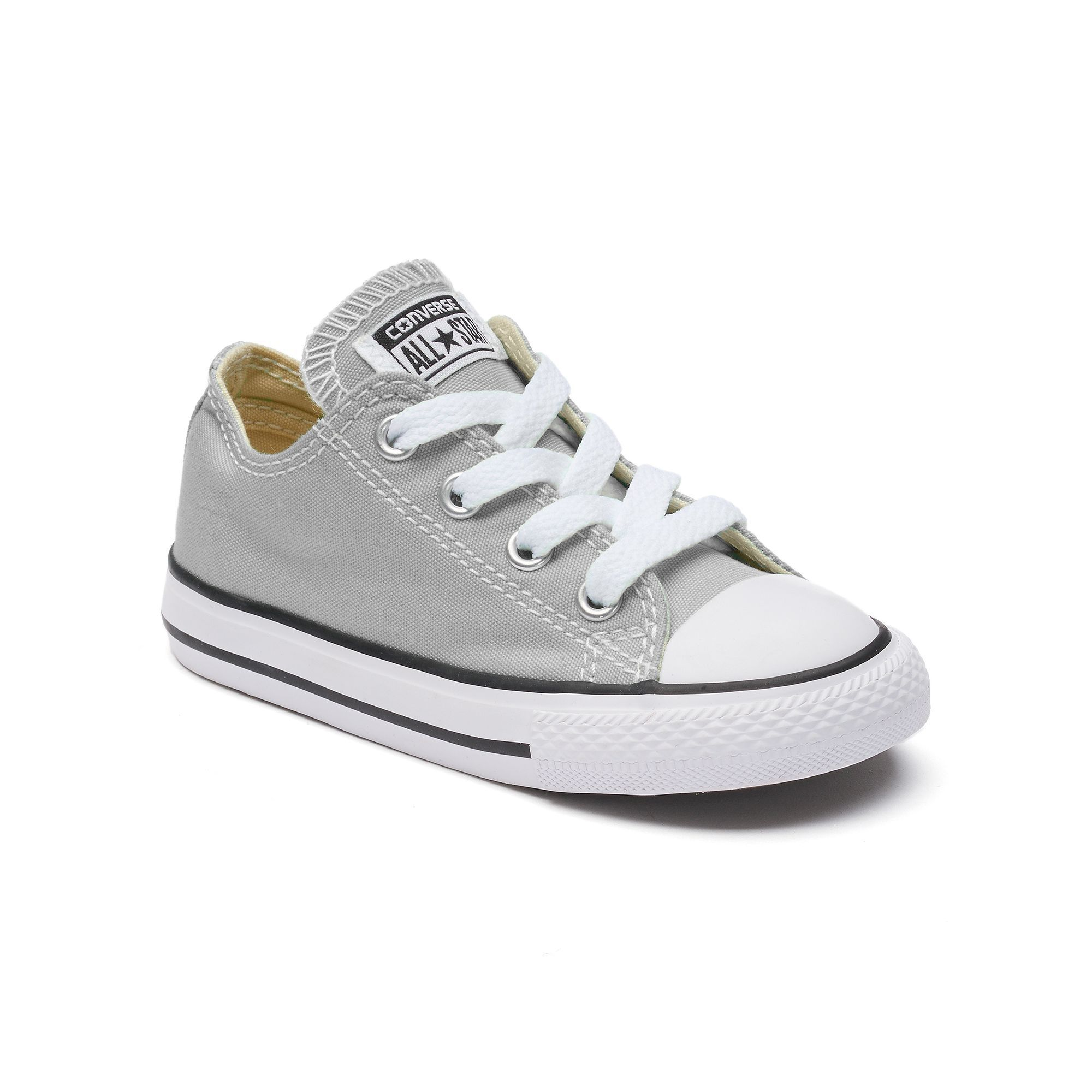Toddler Converse Chuck Taylor All Star Sneakers, Toddler Unisex, Size: 4 T, Grey Other