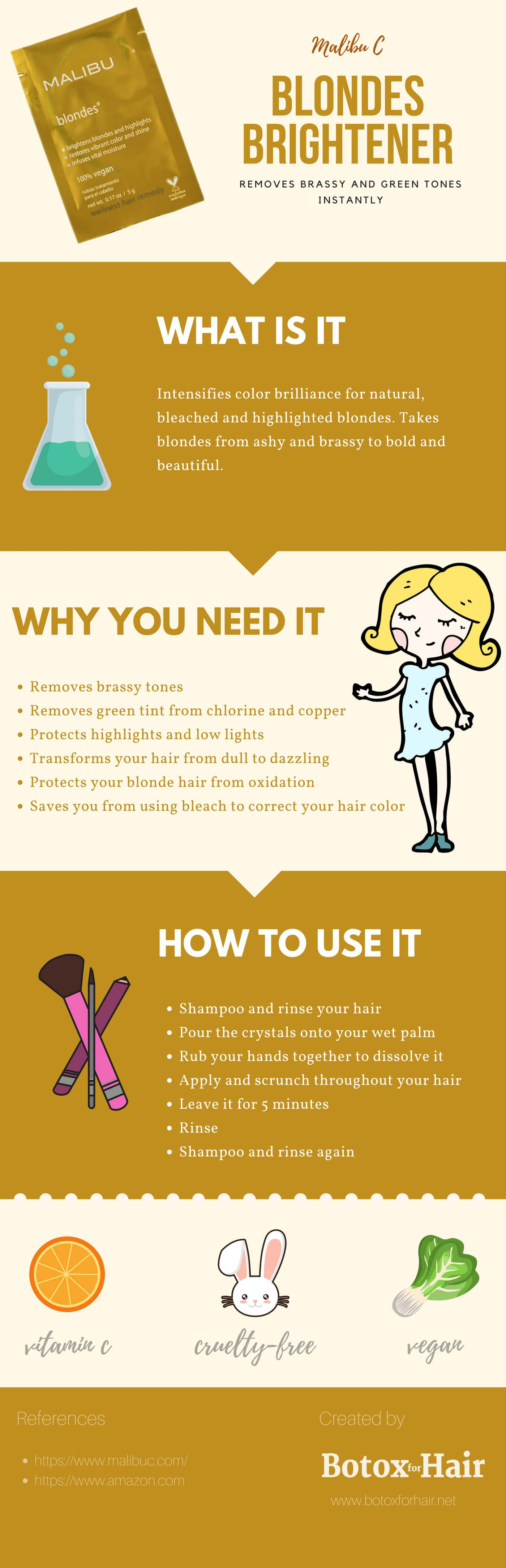 How To Use Malibu Crystal Gel Treatments To Protect Your Hair And ...